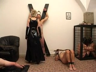 Owk. drilling of six slaves