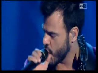 "Francesco Renga &  Scala  K/B - ""La tua Belezza (live 2012)"""