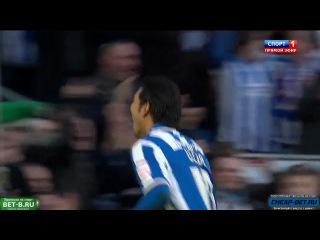 Брайтон-энд-Хоув - Арсенал 2:2 Уллоа 62′