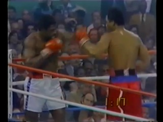 1976-01-24 george foreman vs ron lyle (vacant nabf heavyweight title)