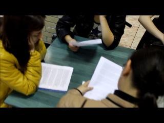 Один день із нашого студентського життя, 1-УМЛ-1. 2013 рік