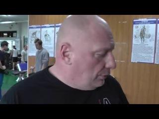 Уникальное упражнение из СССР Рашид Ицаев Тяжелая атлетика