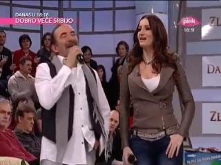 Mira Skorić Zeljko Bebek Dve oluje Nedeljno popodne RTV Pink