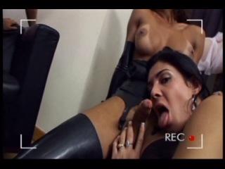 7 Knockout Trannies sc 04 Gladys Adriane & Shantal & Mariana Cordoba