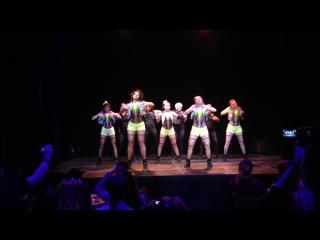 Fareal Crew - HBD Just Dance Studio 2014