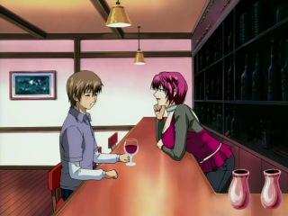 Gibo no Toiki Haitoku Kokoro ni Tadayou Haha  Мачехины вздохи - 1 серия 2006 (Rus)