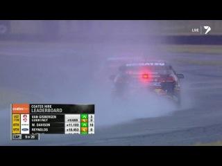 V8 Supercars 2014. Этап 9 - Истерн Крик. Вторая гонка