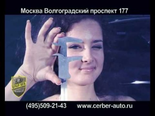 """Противоугонный комплекс """"Цербер Авто"""""""