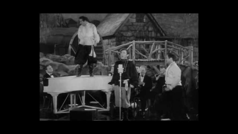 The Ritz Brothers Night Club Act from 1937 Otchi Chornya