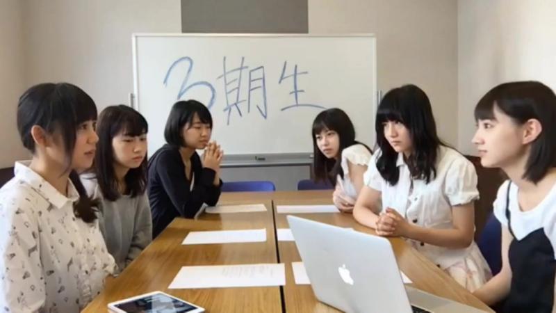 160812 SHOWROOM NMB48 Shin Jidai no Irodori kata Kato Yuka Ota Yuuri Kushiro Rina Ishizuka Akari Kusaka Konomi Yabushita S