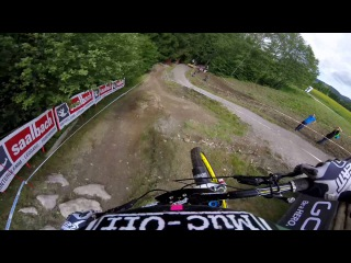 UCI MTB World Cup | Mike Jones | Leogang, Austria | 12 June 2016