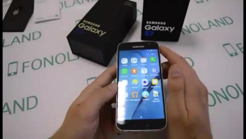 Новый Samsung S7 MTK6582