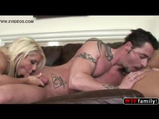 Darryl hanah attempt to blow tessa taylor's boyfriend cock and wants threesome