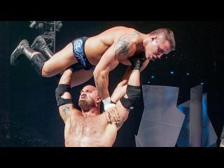 #My1 5 Goldberg matches you've never seen