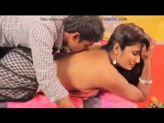 Swathi Naidu sexy lip lock hot bedroom kissing
