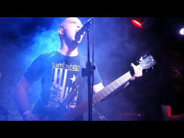 KillScream - Countdown Of Life (Live at Asylum Art Club, Kiev, 18.02.2017)