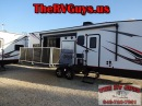 Holy Dirt RV Man! A Side Patio Deck!! A Must See BP Toy Hauler! 2017 Stryker 3212