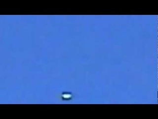 UFO GLOWING DISK DAY TIME FRESNO BEST CAUGHT ON CAMERA !!