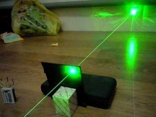 Мощный лазер!!!