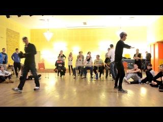 Smashing Beats Vol.4 | TRASH BATTLES | Romeo vs Screech