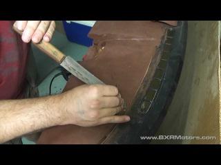 Clay Sculpting Fixed Cracked Dash - Bailey Blade XTR Concept Car Design - Part 80