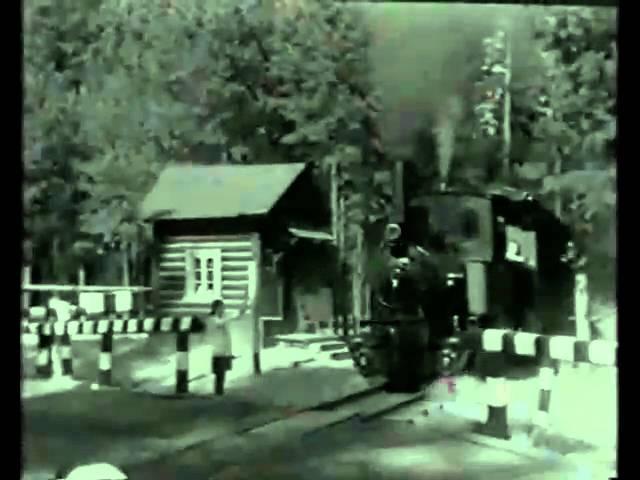 Кратовская ДЖД в фильме Девушка с характером 1939