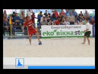 Івано-Франківськ прийняв другий етап чемпіонату України з пляжного футболу