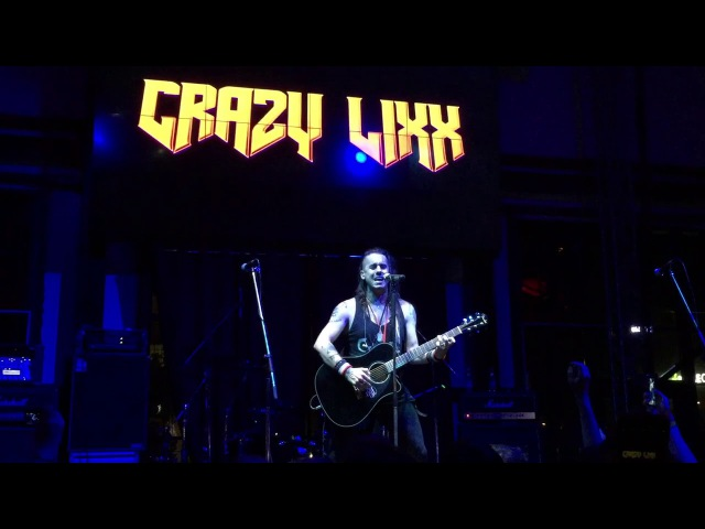Crazy Lixx - If It's Love (Live in Moscow)