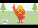 One Little Finger   featuring Noodle Pals   Super Simple Songs