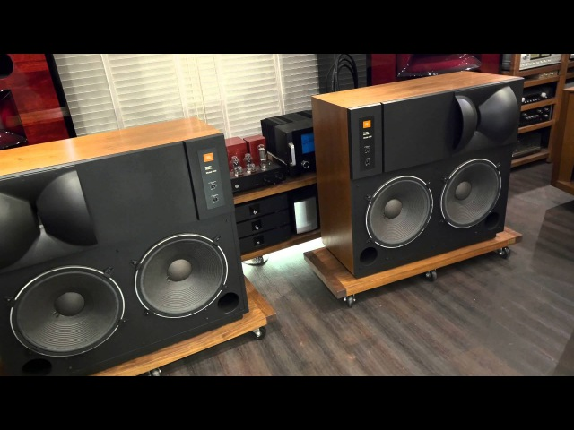 JBL 4435 Perfect Restored Speakers Awesome Sounding!! KENRICK 別格レストア品登場 2