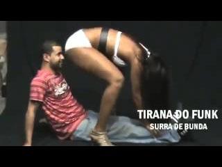 Провокационный Танец / Бразильский Танец Попой