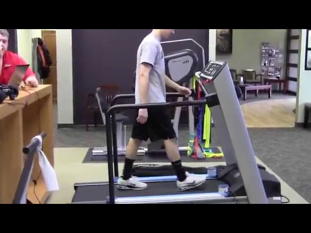 OptoGait Analysis Sports Performance