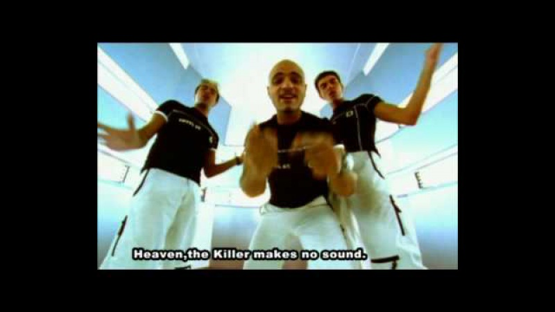 Eiffel 65 Too Much Of Heaven Official Video with subtitles