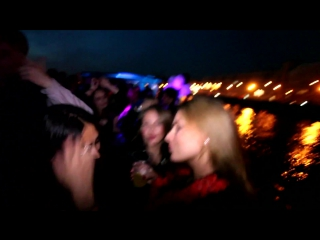 MUAMAR BOAT PARTY /  WAVE 3 /