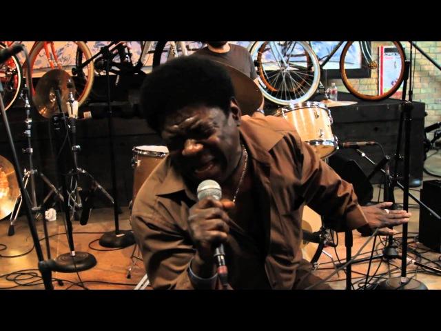 Charles Bradley - Lovin' You, Baby (Live on KEXP)