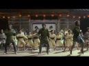 The STRiPES Finale Dance Sequence Zatoichi 2003 HD