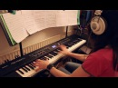 System Of A Down ATWA piano cover
