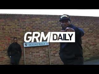 Newham Generals Ft Monkstar - Frontline 2015 [Music Video]   GRM Daily