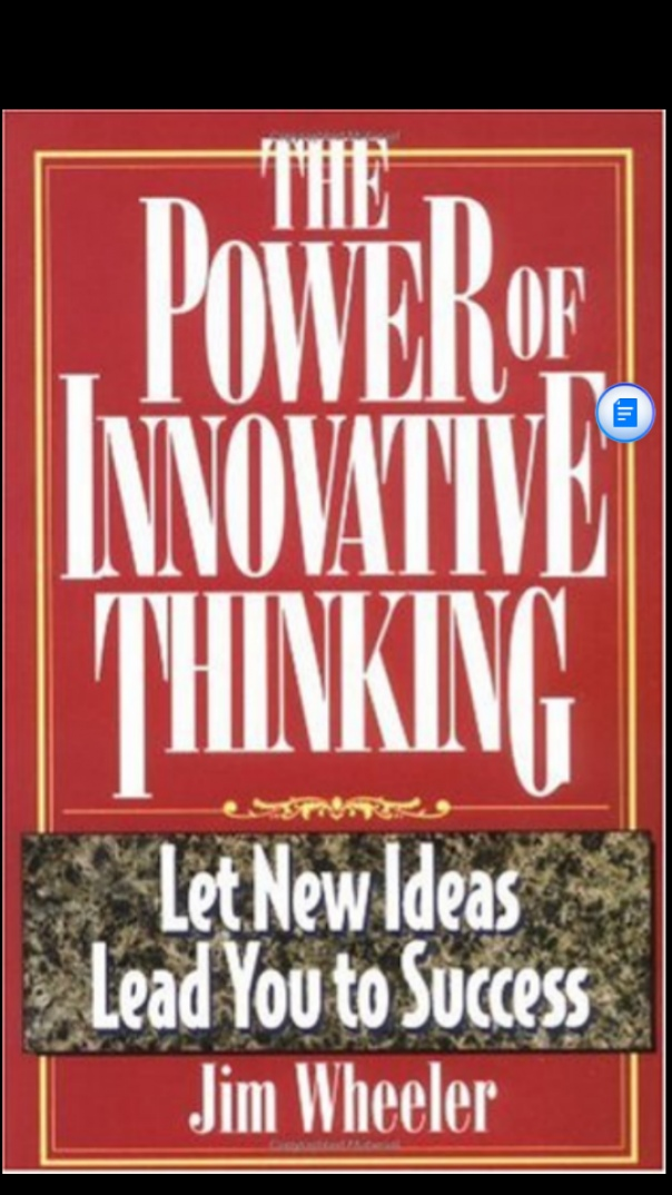 The Power of Innovative Thinking