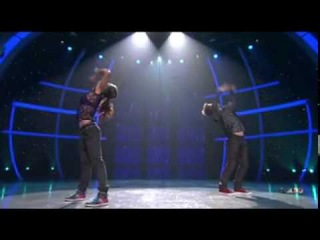 Ashleigh and Jakob - Hip Hop