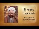 В плену страстей Шахид Аятолла Муртаза Мутахари