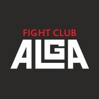 Логотип Клуб единоборств ALGA CLUB 64 / Саратов