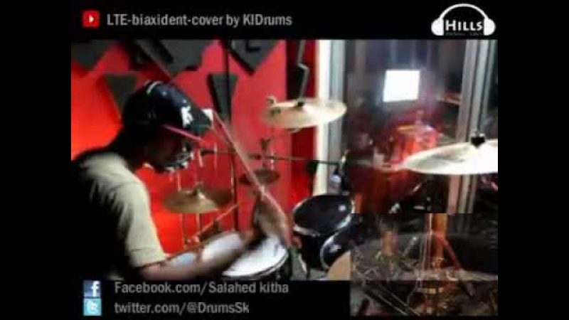 LTE biaxident cover by KIDrums