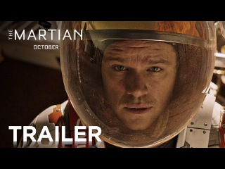The Martian | Official Trailer HD | 20th Century FOX