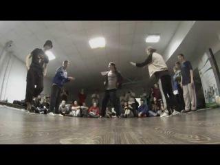 Underground Battle 2 x Hip Hop Profi x Nickelodeon & Slash vs Shtanko & Ponka