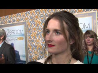 The Newsroom Final Season: Grace Gummer Exclusive Premiere Interview