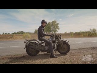"""Harley-Davidson XA (USA) Trial by """"The Motorworld by """" (Russia)"""