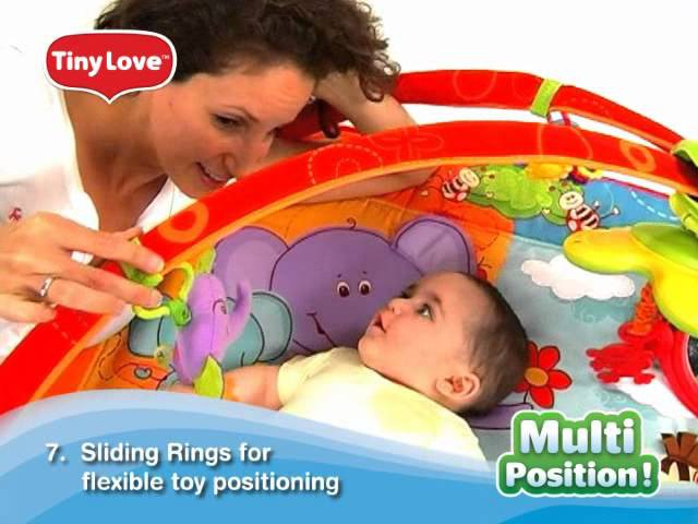Tiny Love - Gymini Move Play - Tiny Love Baby Mats