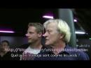 Rutger Hauer interview One night in Paris, LEtrange Festival - United States of Paris