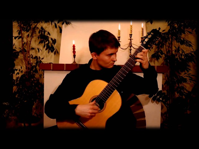 Game of Thrones Main Theme Acoustic Guitar Cover with TABs by Lukasz Kapuscinski